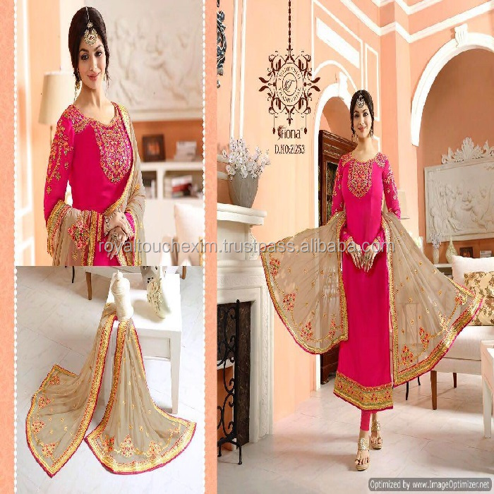 latest hand work salwar kameez designs indian ladies suits fancy designs for women