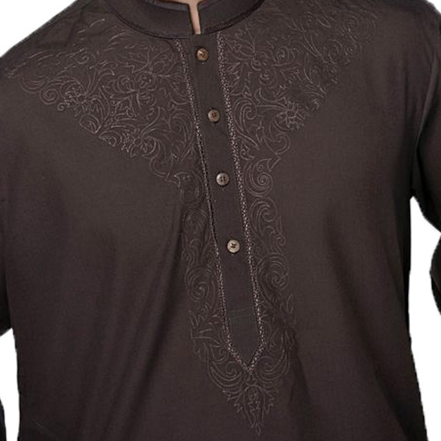 Embroidered Shalwar Kameez Design For Men
