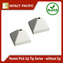 Hanmi Pick Up Tip Series - without lip High quality for Expert use in Semiconductor Production Black Silicone / NBR Rubber