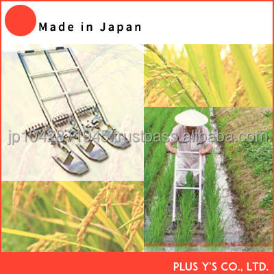 Japanese grass trimmer rice weeding machine Made in Japan