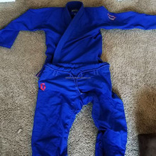 Bjj Jiu jitsu Suits With Customized Embroidery Logo And Sublimation