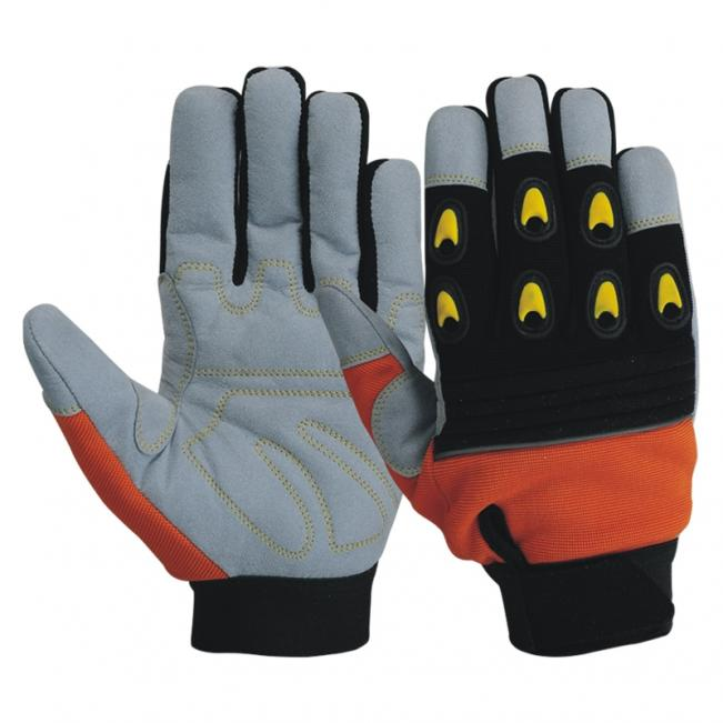 New latest Design Durable Mechanic Gloves Front Fashion foam Pam