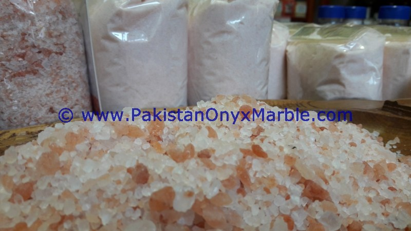 world best himalayan edible fine granulated pink natural crystal rock salt