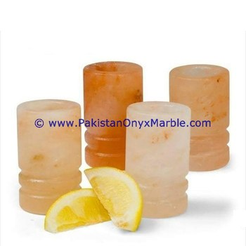 high quality cheap price himalayan salt shot glasses cups handcrafted drinking glass tequila shot glasses