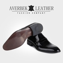 Genuine Leather Loafers Handmade Mens Dress Shoes