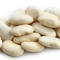 Spackle White Butter Beans