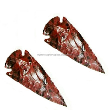 Mahogany Obsidian Arrowheads : Native Indian Agate Arrowhead : Wholesale Bulk Mahogany Obsidian Arrowheads For Sale