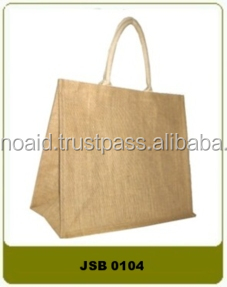 jute shopping bags with logo