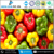 Fresh Capsicum /Yellow/green and red capsicum/Fresh Capsicum Pepper