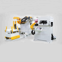 High Speed Auto Pneumatic Feeder Steel Coil Feeding Machine For Power Press Punch