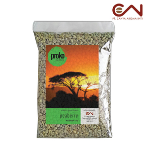 Premium Arabica Green Beans Peaberry 100% Pure Indonesia