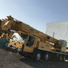 Good condition China used 70 Ton five booms mobile crane