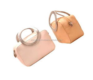 Professional gift make up bag / eco friendly material makeup bags for women / fashionable hard case cosmetic bag