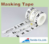 Popular and Fashionable custom tape Washi Tape for Various , OEM available