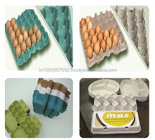 High Quality Egg pulp Trays/Egg pulp paper Boxes factory Price
