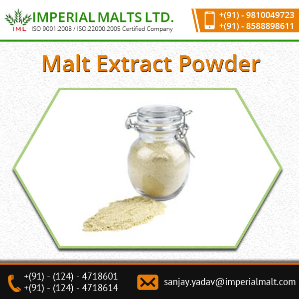 100% Natural Beer Malt Powder Extract