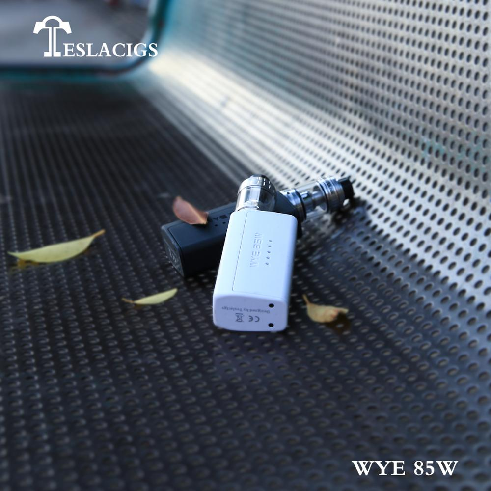 Popular selling mod WYE 85W light weight same with 1 battery from Teslacigs