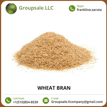 Quality Tested Organic Animal Feed Wheat Bran for Improve Digestion at Best Price