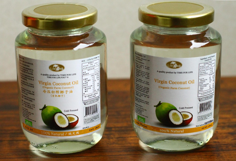 BEST VIRGIN COCONUT OIL - THAILAND