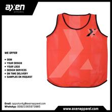 Axen Bibs Mesh Soccer Football Rugby Training Manufacturer Wholesale Bulk Cheap High Quality Custom Logo Sublimated Printed New