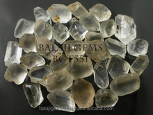 Factory Wholesale Super Clean natural White Topaz Rough in 9-15 gram
