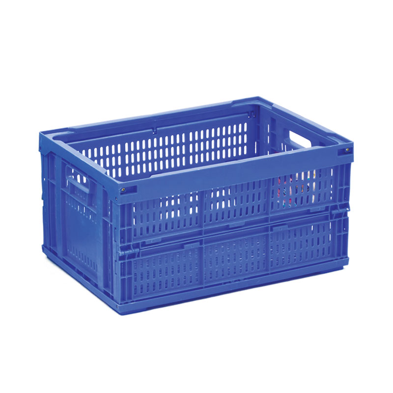 #Folding plastic crate#Duy Tan Plastic corp. in Vietnam