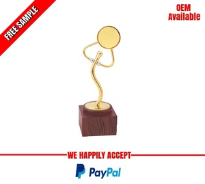 custom made corporate desktop trophy wholesale