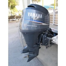 Free Shipping For Used Yamaha 150 HP 4 Stroke Outboard Motor Engine