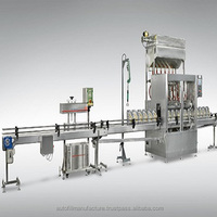 AF INLINE VOLUMETRIC PISTON PUMP TOUCHSCREEN