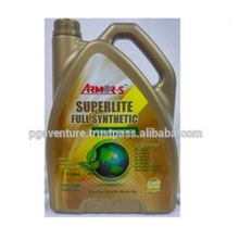 Armor-S Superlite Full Synthetic Motor Engine Lubricant Oil