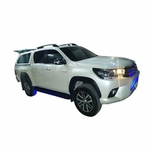 HARDTOP CANOPY WITH FIXED SIDE WINDOWS FOR TOYOTA HILUX 2015<