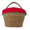 Natural and Bio-gradable Jute Rope Small Storage Basket for Home Decoration Bangladesh
