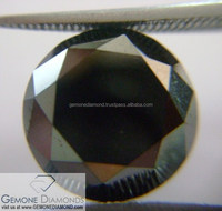 100% Natural loose black diamonds from india potpourri