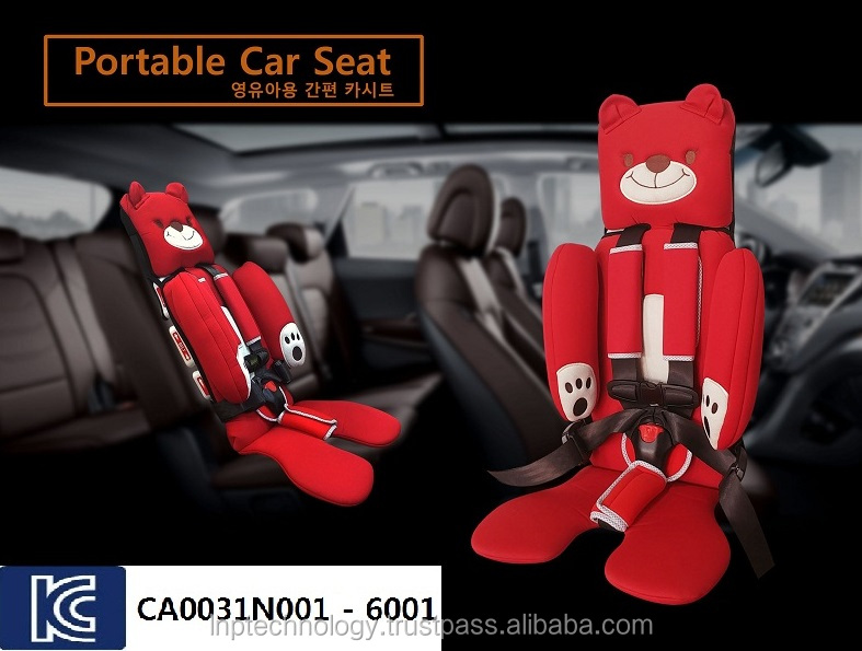 Portable Car Seat for Infants and kids_available car, vans, school bus, very easy to install, convenient infant car seat