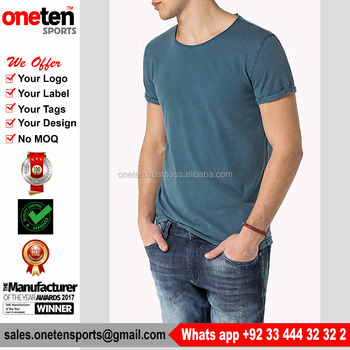 2017 Latest Pakistan factory wholesale custom logo men T-shirt printing 100% cotton
