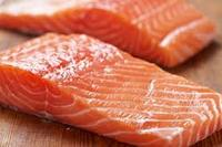 Chile Salmon Fish Fillet Frozen Food Seafood Product 400 g/10 kg