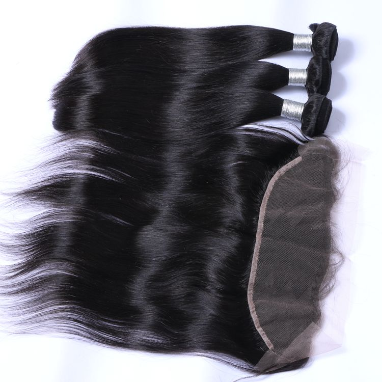 Raw virgin Straight <strong>hair</strong> vietnamese <strong>hair</strong> with frontals