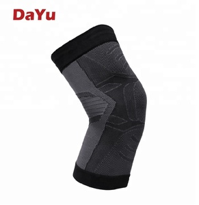 Knee sleeve functional customized label compression supports Made in Taiwan