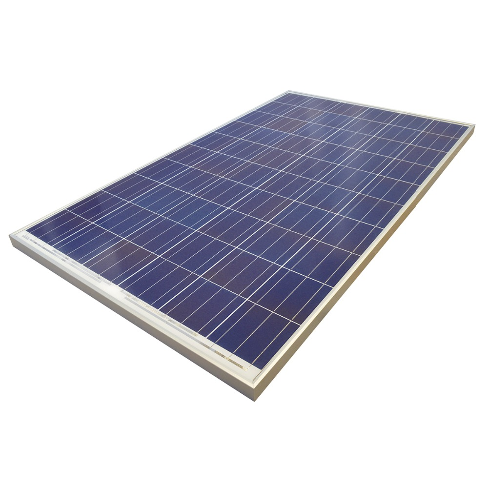 ALTERNATING CURRENT POLYCRYSTALLINE PHOTOVOLTAIC PANEL 250 W