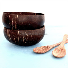Natural coconut shell bowl wholesale