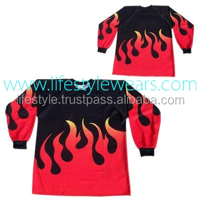 custom made motocross jersey short sleeve motocross jersey