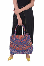 indian elephant mandala Hand Bag Hippie gypsy Shoulder bags Bohemian Mandala Bag