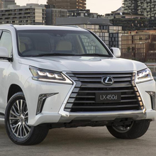 Used 2016 Lexus LX450d for Sale