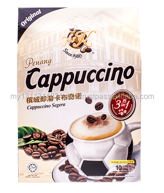 superior coffee cappuccino