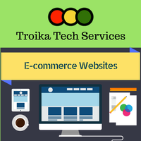 E-commerce Website Designing and Development for Manufacturers, Retailers and Wholesalers Make Your Own Online Store Today!