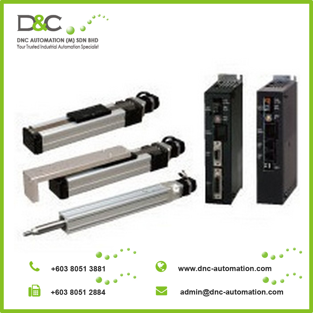 DNC Automation Best Selling Electric Slider KBZ