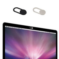 Magnetic Patented Webcam cover for protect the privacy for Mobile phone Laptop and computer
