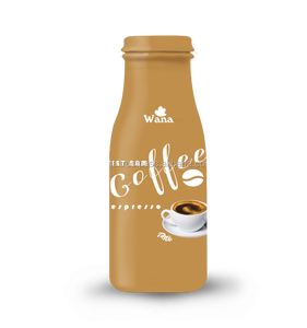 Espresso Instant Coffee Brands In Glass Bottle 300 ml