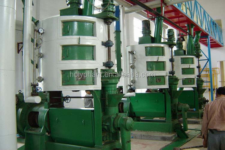 High Quality Low Price Complete Set of Cotton seeds oil processing plant