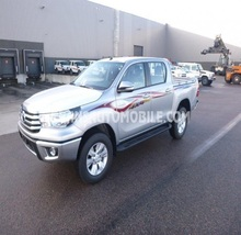 TOYOTA HILUX/REVO PICK UP DOUBLE CABIN TURBO DIESEL LUXE AUTO (2018) REF 2126